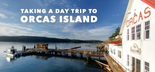 Day Trip Orcas Island