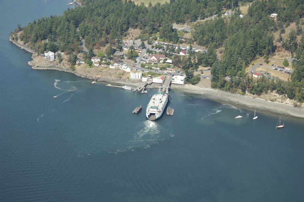 Orcas Island Bus Service