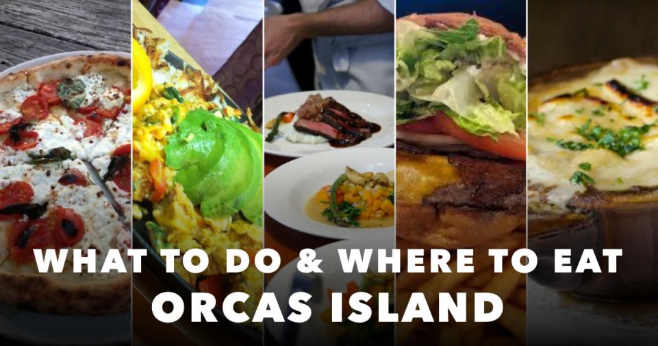 Orcas Island Restaurants